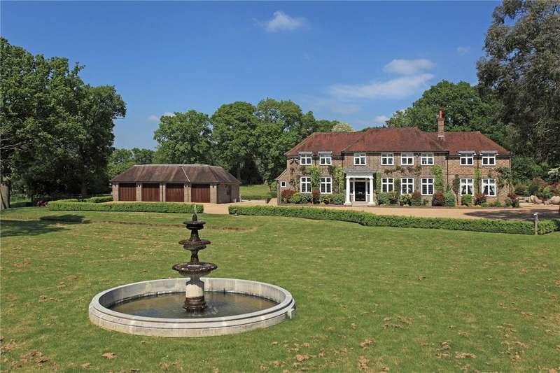 6 Bedrooms Detached House for sale in Philpots Lane, Hildenborough, Tonbridge, Kent, TN11