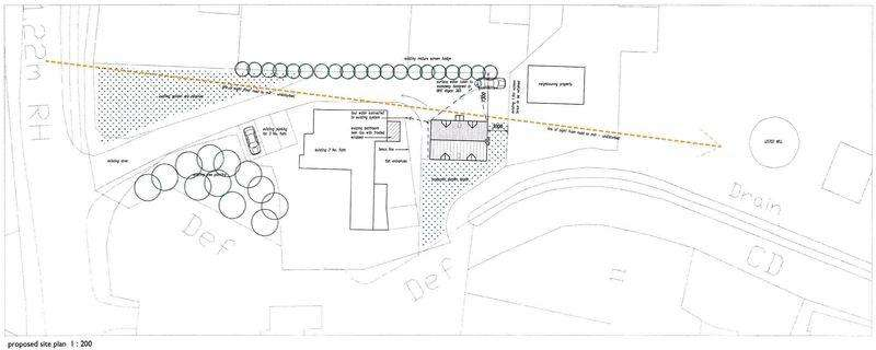 Plot Commercial for sale in Spilsby Road, Wainfleet