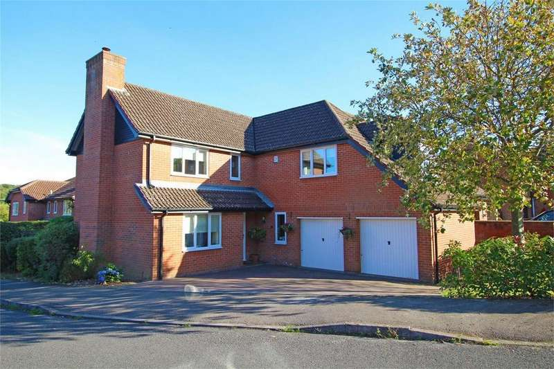 4 Bedrooms Detached House for sale in 9 Tainters Brook, Uckfield, East Sussex