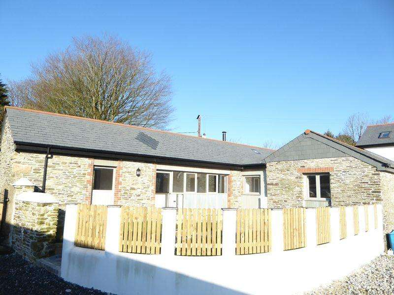 3 Bedrooms Detached House for sale in Barn 1, Camelford