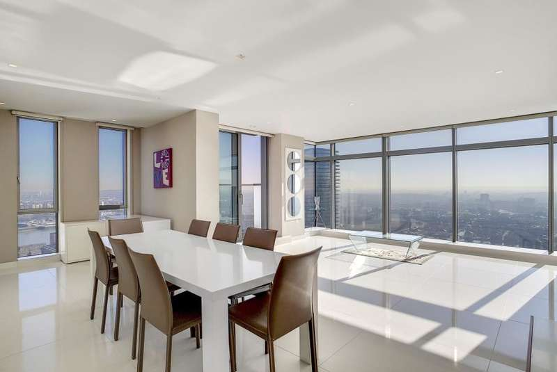 3 Bedrooms Flat for sale in Pan Peninsula, London, E14