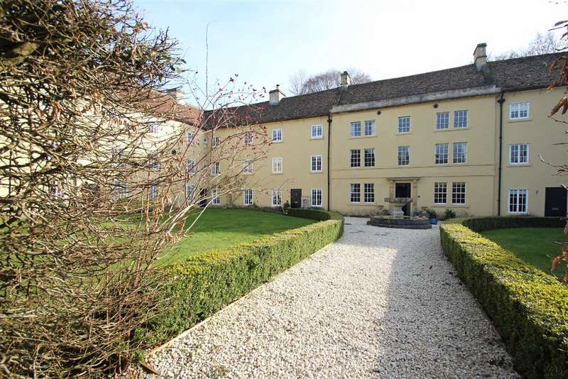 4 Bedrooms Terraced House for sale in Ancliff Square, Avoncliff, Bradford-On-Avon, Wiltshire, BA15