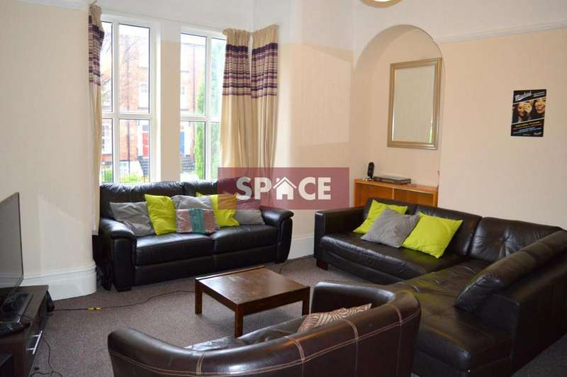 8 Bedrooms House Share for rent in Kensington Terrace , Leeds LS6