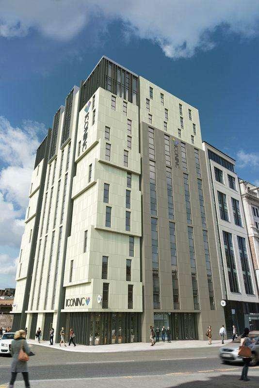 Studio Flat for rent in Renshaw Street, Liverpool