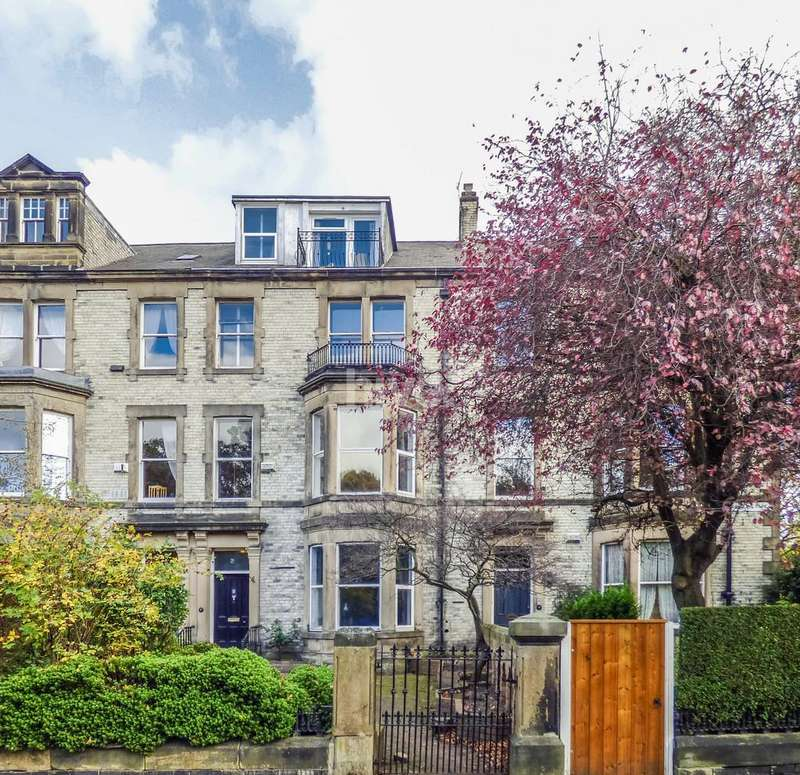9 Bedrooms End Of Terrace House for rent in Brandling Park, Jesmond, Newcastle Upon Tyne