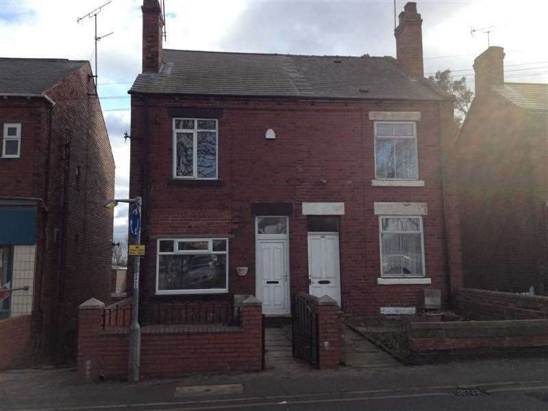 2 Bedrooms End Of Terrace House for sale in Midland Road, Barnsley