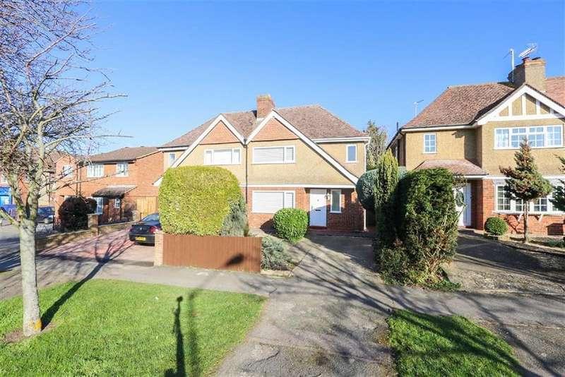 3 Bedrooms Semi Detached House for sale in Bradwell Road, Bradville, Milton Keynes, Bucks