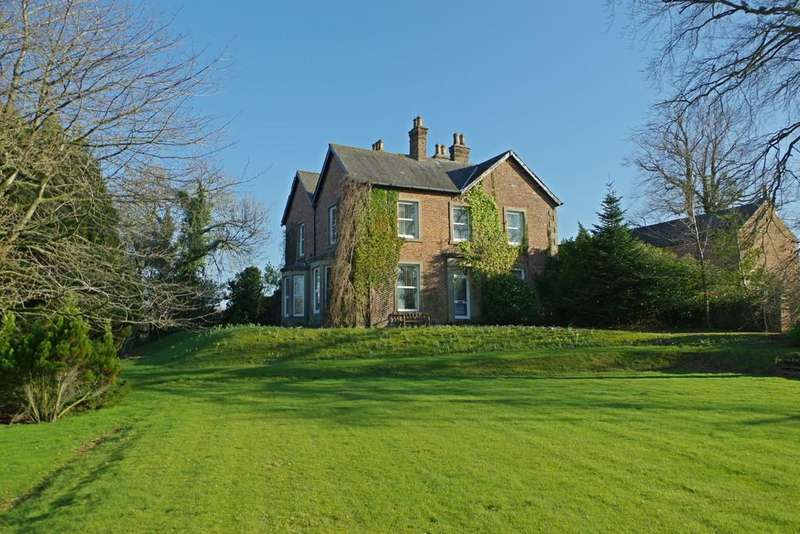 5 Bedrooms Detached House for sale in Broadwath, Heads Nook