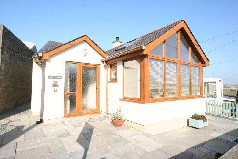 2 Bedrooms Semi Detached Bungalow for sale in Aberffraw, Anglesey