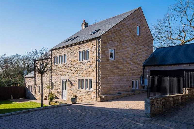 5 Bedrooms Detached House for sale in Redesdale House, Ashcombe Place, Turton, Bolton
