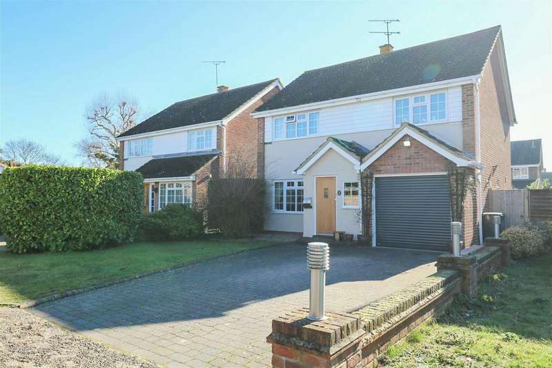 4 Bedrooms Detached House for sale in Ranulph Way, Hatfield Peverel, Chelmsford