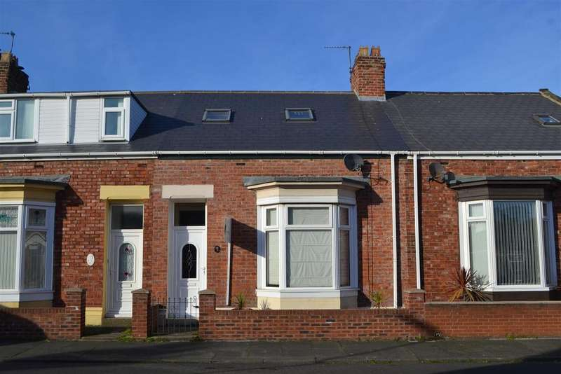 3 Bedrooms Cottage House for sale in Beatrice Street, Roker, Sunderland