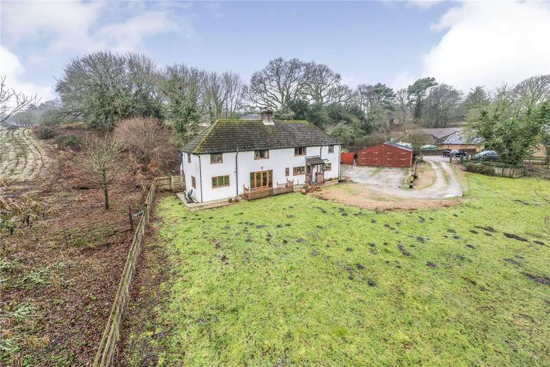 6 Bedrooms Detached House for sale in Puddletown Road, Wareham, Dorset, BH20