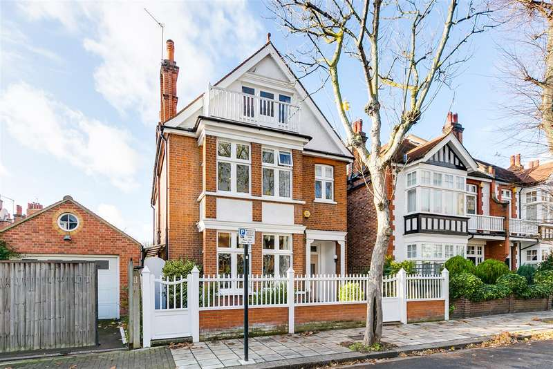 5 Bedrooms Detached House for sale in Abinger Road, Chiswick