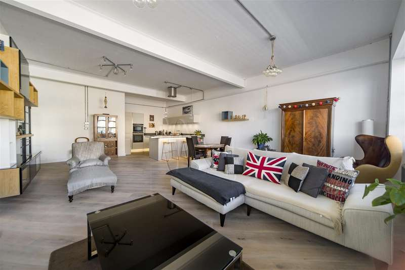 2 Bedrooms Apartment Flat for sale in Marshall Street, Birmingham