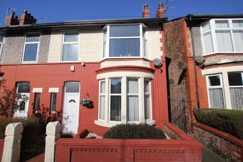 4 Bedrooms Property for sale in Trinity Road, Wallasey, Wirral