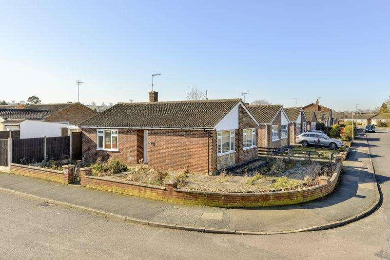 2 Bedrooms Bungalow for sale in Huntingdon Gardens, Market Harborough