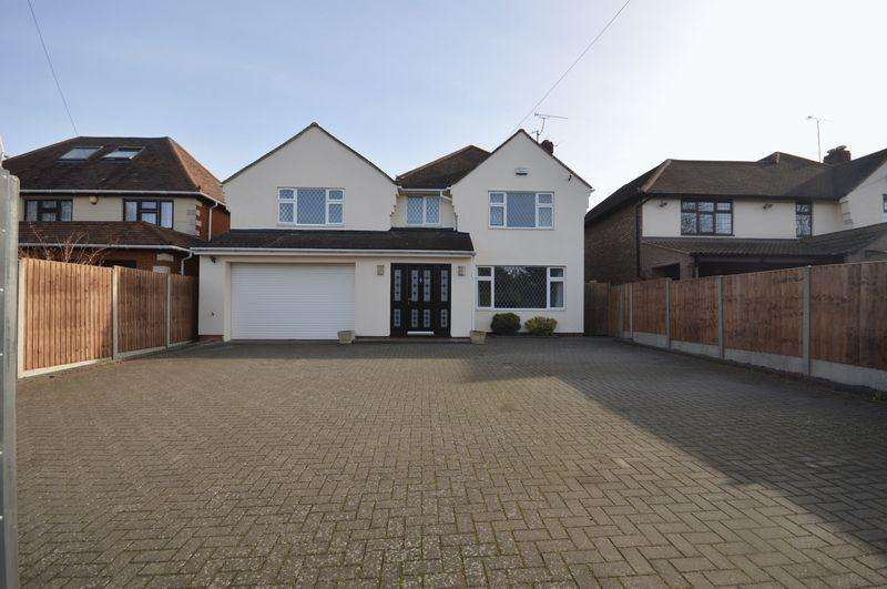 5 Bedrooms Detached House for sale in Barton Road, Luton