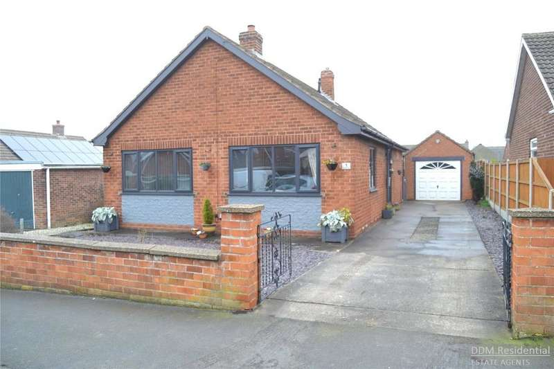 2 Bedrooms Detached Bungalow for sale in Ponds Way, Barton-Upon-Humber, North Lincolnshire, DN18