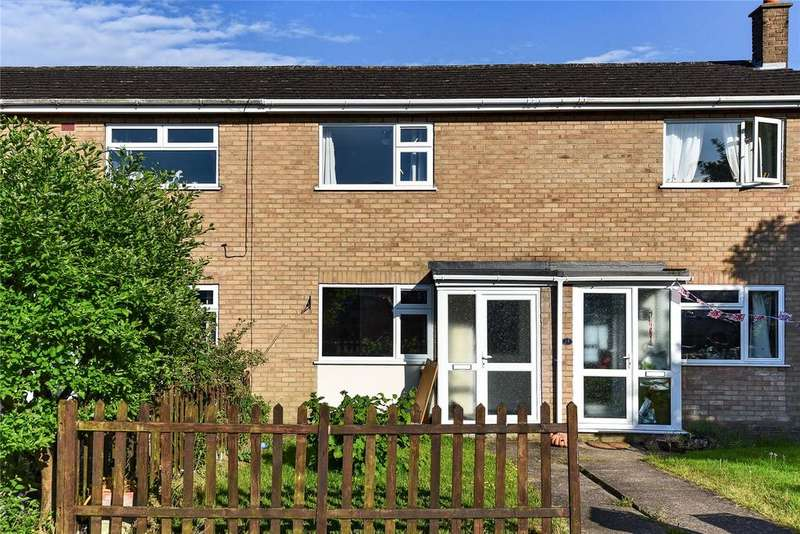 2 Bedrooms Terraced House for sale in Jubilee Drive, Wragby, LN8