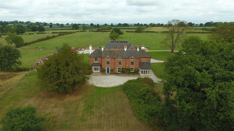 6 Bedrooms House for sale in Birch Cross, Marchington, Uttoxeter
