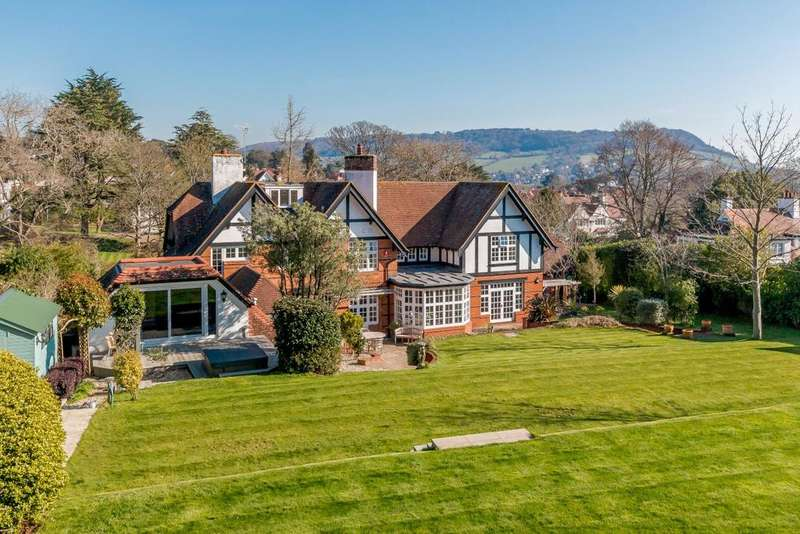 5 Bedrooms Detached House for sale in Bickwell Valley, Sidmouth, Devon