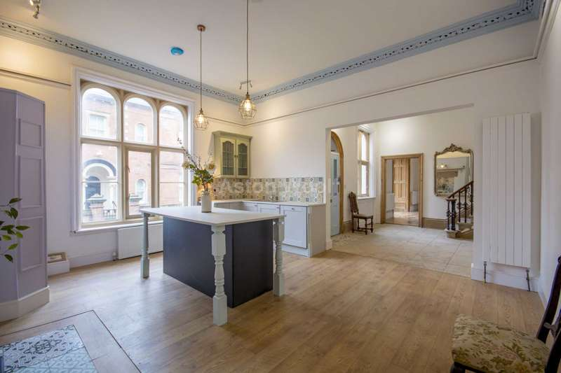 5 Bedrooms Semi Detached House for sale in Wilson Street, Derby