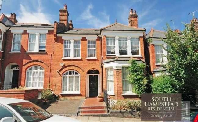 5 Bedrooms Terraced House for sale in Woodland Gardens, Muswell Hill, N10
