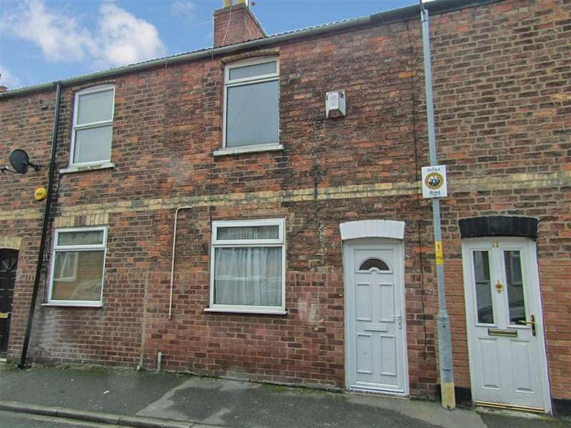 2 Bedrooms Terraced House for sale in High Street, Gainsborough, DN21 1BH