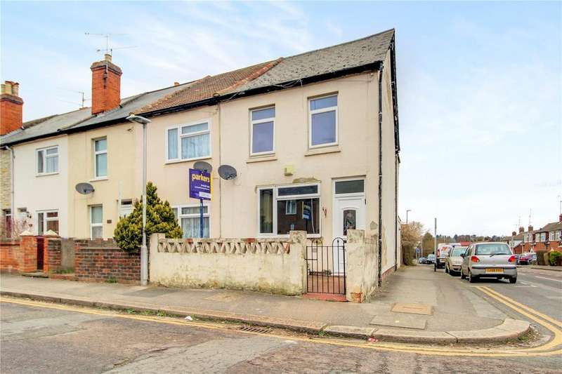 3 Bedrooms End Of Terrace House for sale in Sherwood Street, Reading, Berkshire, RG30