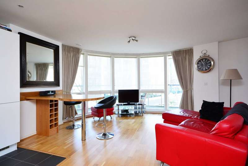 2 Bedrooms Flat for sale in Great West Quarter, Brentford, TW8