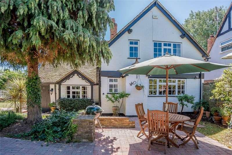 4 Bedrooms Detached House for sale in Warfield Street, Warfield, Bracknell, Berkshire