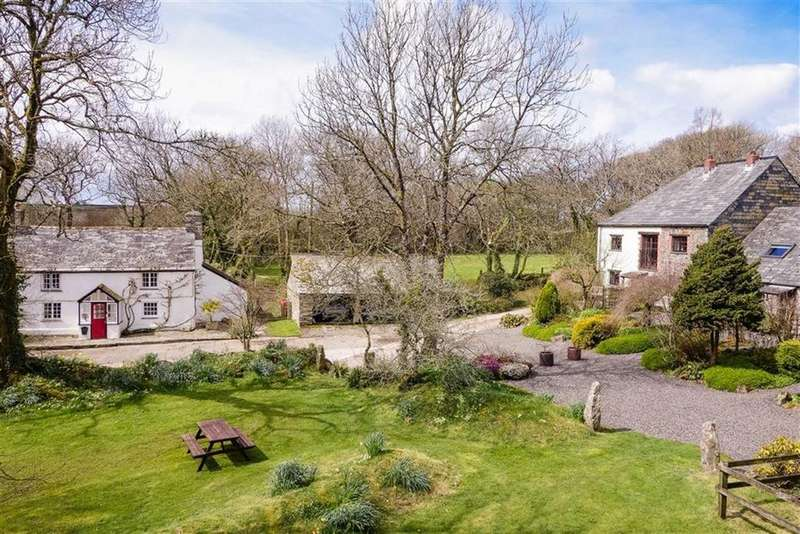 15 Bedrooms Detached House for sale in Warbstow, Launceston, Cornwall, PL15