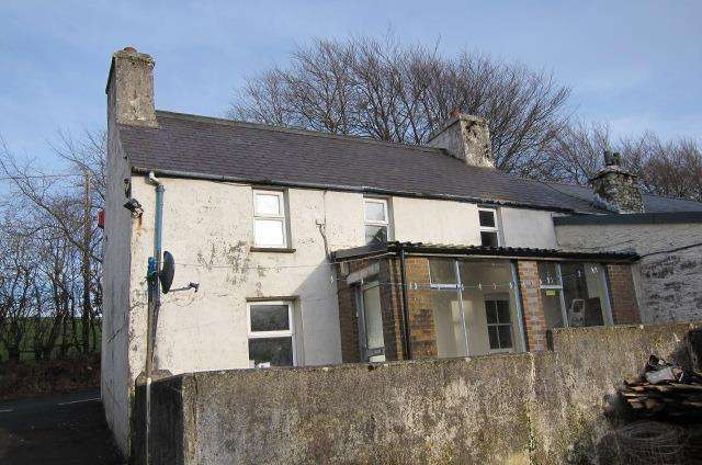 4 Bedrooms Smallholding Commercial for sale in Bethania, Llanon