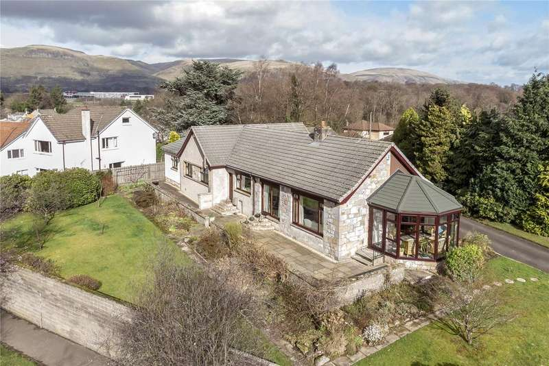 4 Bedrooms Detached Bungalow for sale in Westpoint, 144 Claremont, Alloa, Stirling, FK10