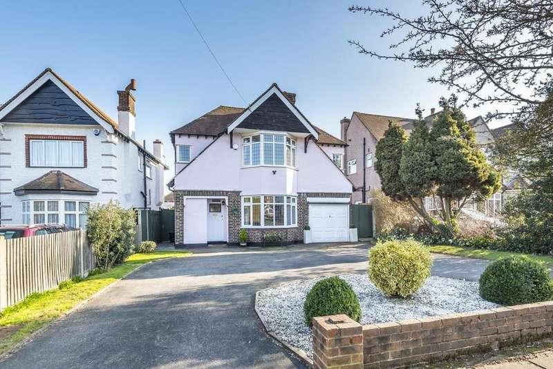 4 Bedrooms Detached House for sale in Pickhurst Rise, West Wickham