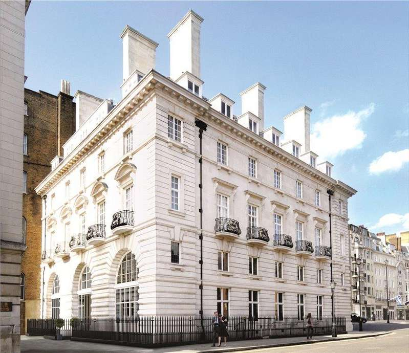 4 Bedrooms Flat for sale in St James's House, 88 St. James's Street, London, SW1A