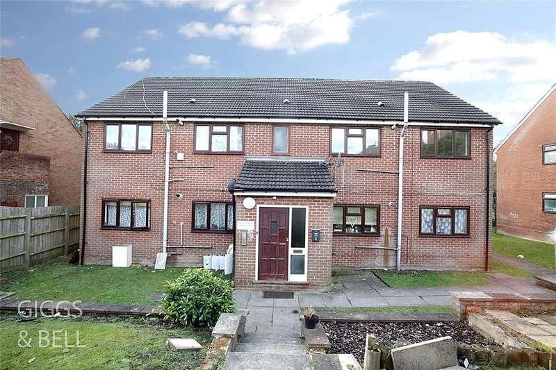 2 Bedrooms Maisonette Flat for sale in Moreton Road North, Luton, Bedfordshire, LU2