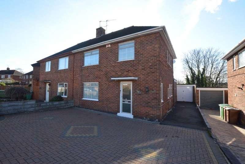4 Bedrooms Semi Detached House for rent in Glendon Drive, Nottingham