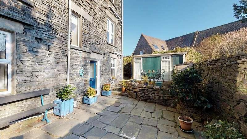 4 Bedrooms Maisonette Flat for sale in 1 Peel House,Church Street, Broughton-in-Furness LA20 6HA