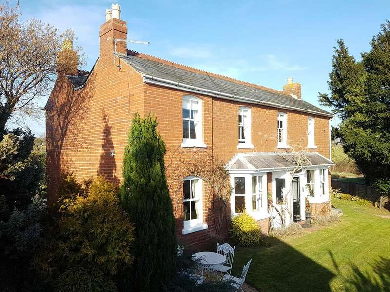 5 Bedrooms Detached House for sale in Tabeel House, Munstone, Hereford, HR1 3AD