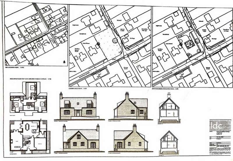3 Bedrooms Land Commercial for sale in Main Road, Saltfleetby