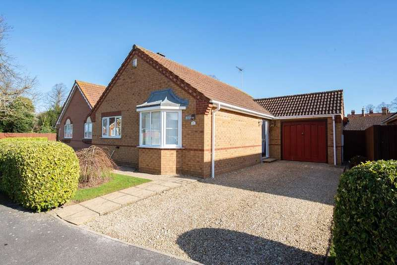 2 Bedrooms Bungalow for sale in Cleymond Chase, Kirton, Boston, PE20