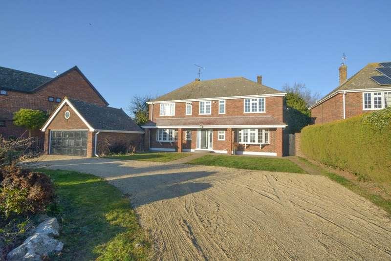 4 Bedrooms Detached House for sale in Back Lane, Wickham Bishops, CM8 3LU