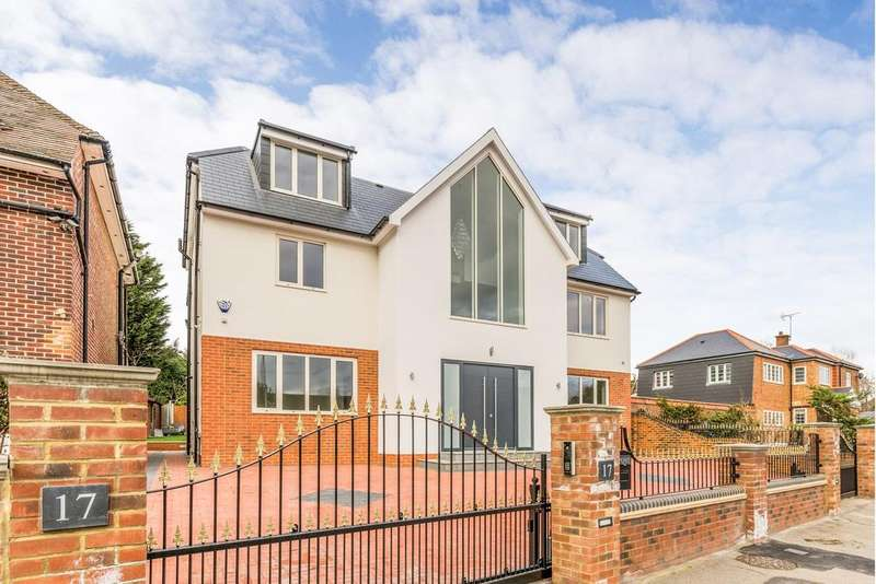 5 Bedrooms Detached House for sale in Chigwell Rise, Chigwell, IG7