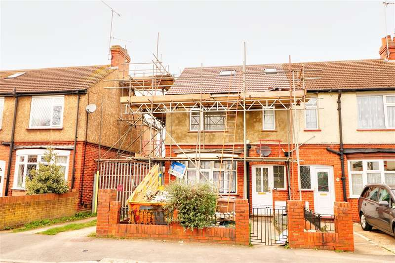5 Bedrooms End Of Terrace House for rent in Blundell Road, Luton