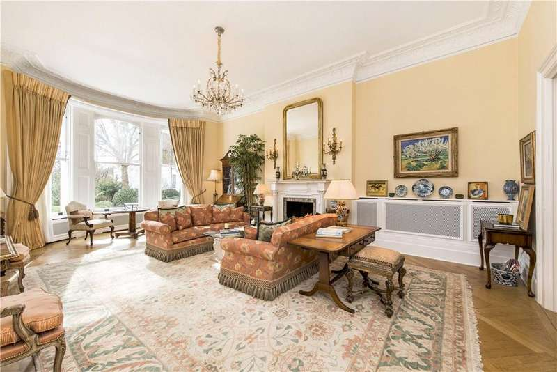 4 Bedrooms Flat for sale in Bolton Gardens, South Kensington, London, SW5