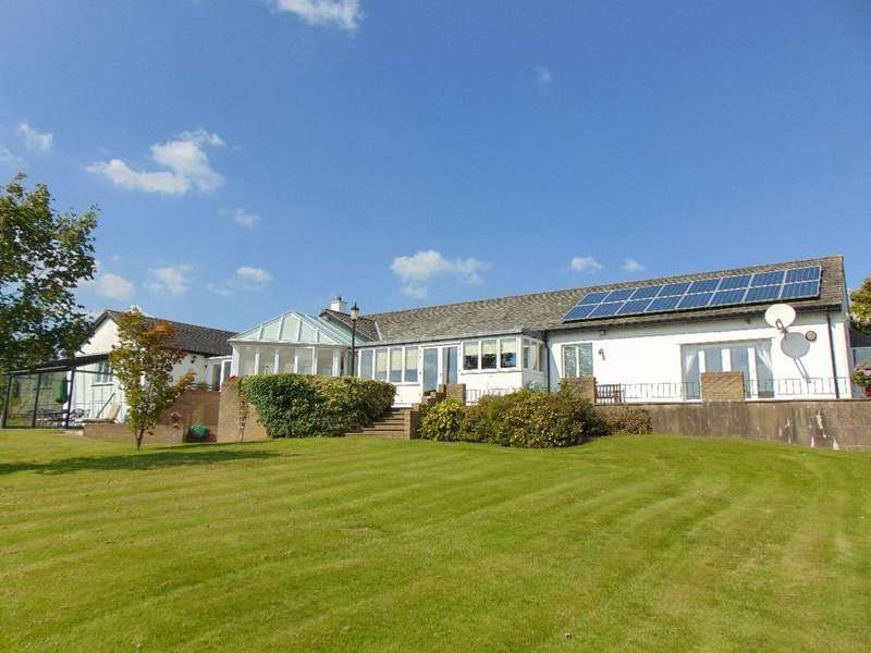 4 Bedrooms Cottage House for sale in Wesleyan Cottage, Sunderland, Cockermouth, CA13 9SS