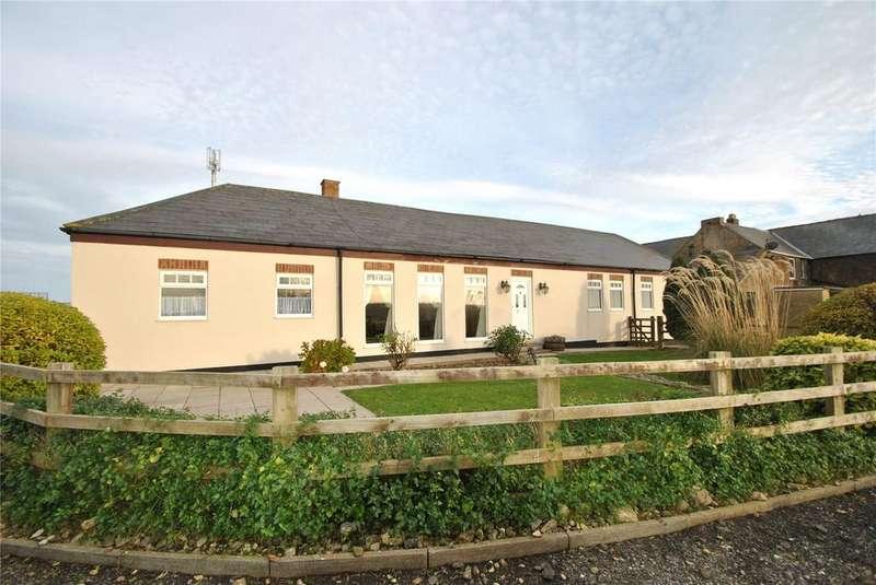 4 Bedrooms Detached Bungalow for sale in Holm Hill Lane, Easington, Peterlee, Co.Durham, SR8