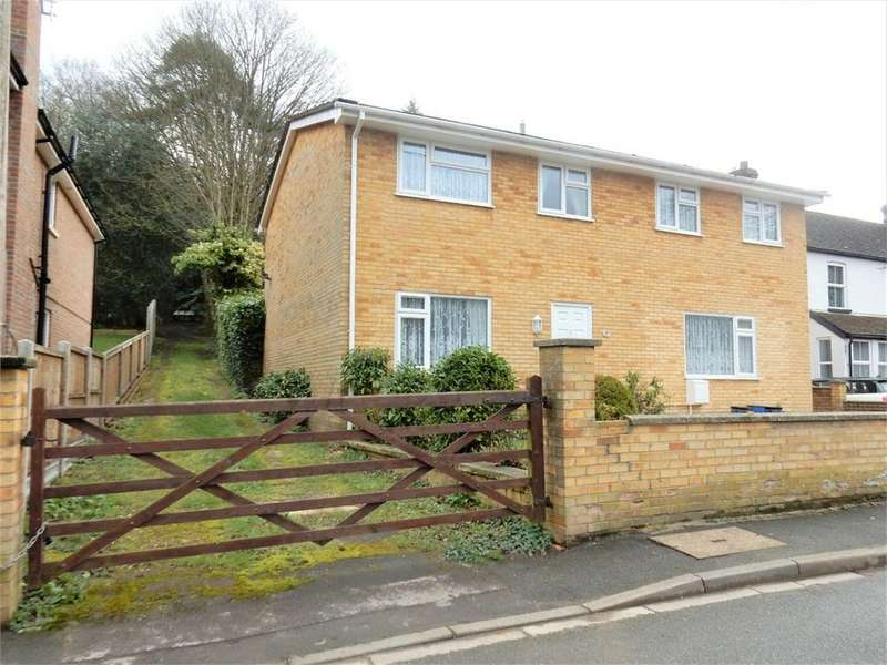 4 Bedrooms Detached House for sale in School Hill, SANDHURST, Berkshire